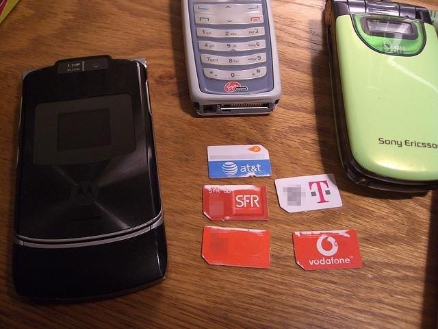 Sim Cards For Different Carriers On Gsm Phones