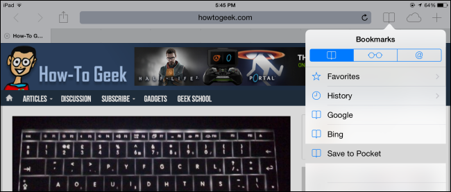 use-bookmarklet-in-safari-on-ipad