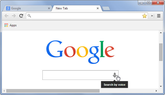 google-voice-search-on-chrome-new-tab-page