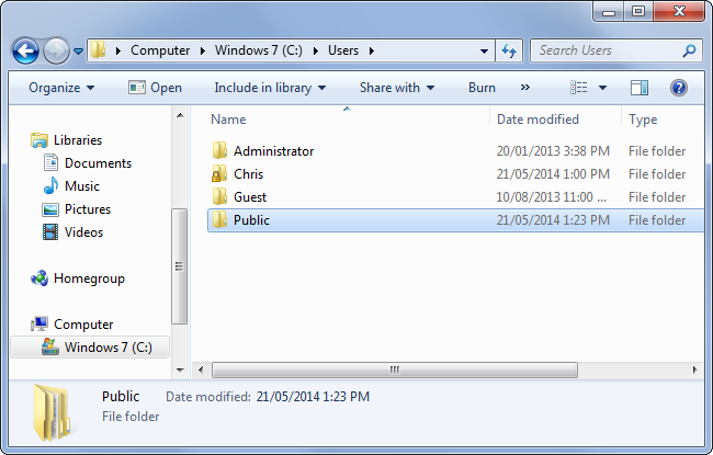 public-folder-on-windows-7
