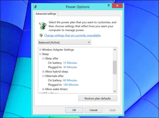 How connected standby works or why your windows 8 pcs battery sleep and hibernate on device without connected standby thecheapjerseys Gallery