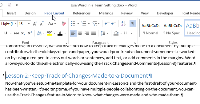 How to Start a New Section on an Odd Page Number in Word 2013
