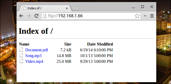 share-folder-with-chromebook-via-ftp