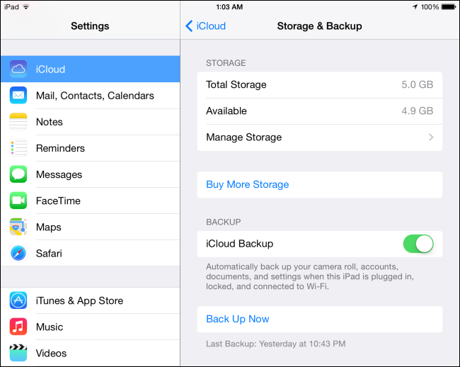 How To Free Up Icloud Storage E Photo 2
