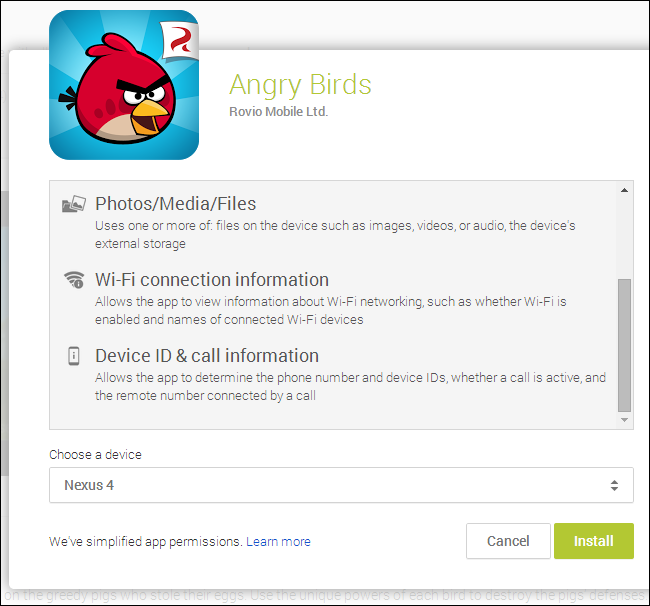 android-app-permissions-groups