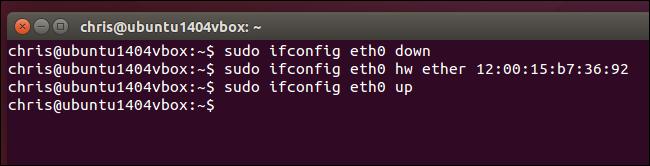 change-mac-address-from-ubuntu-command-line