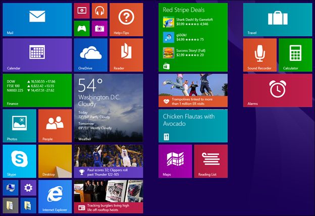 windows 8.1 versionen k n