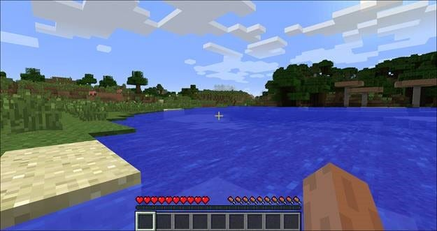 How to make things in minecraft survival mode