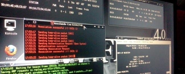 How an Attacker Could Crack Your Wireless Network Security