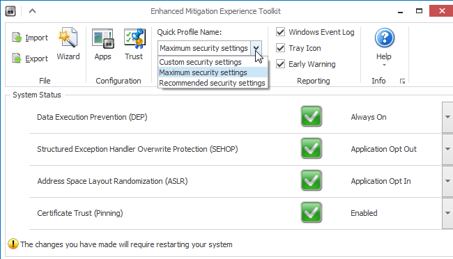 emet-maximum-security-settings
