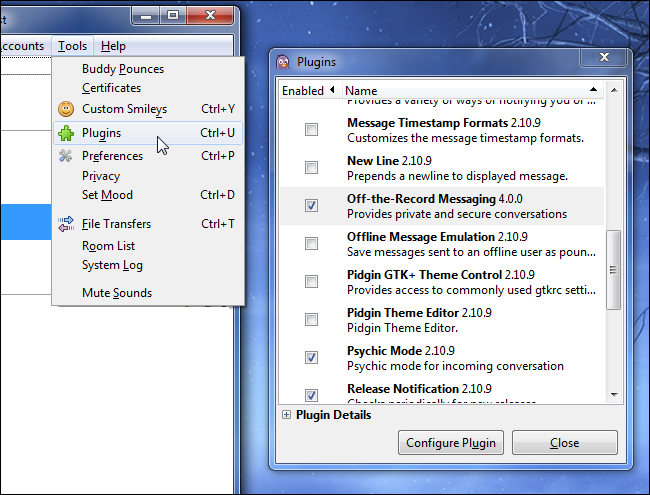 How (and Why) to Use OTR For Private Instant Messaging