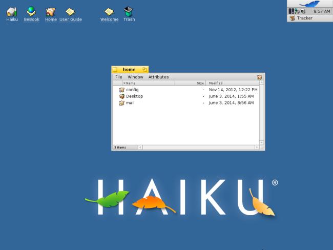 haiku-os-desktop