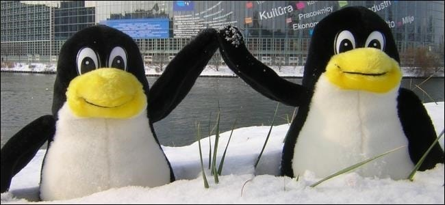 linux-friendly-tux