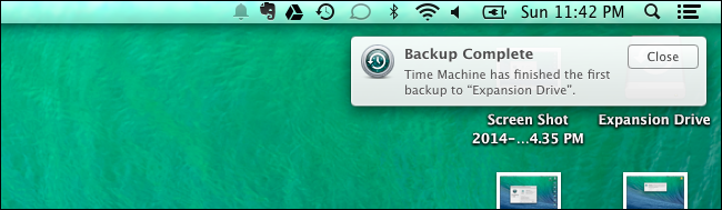 complete restore from time machine