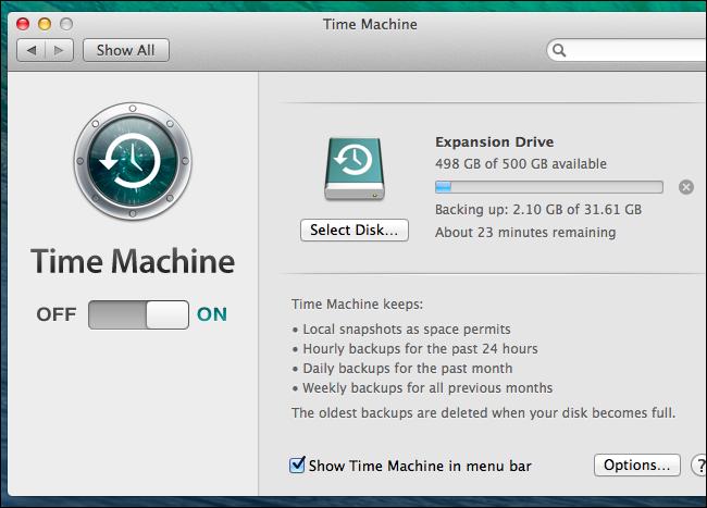 time-machine-settings-window