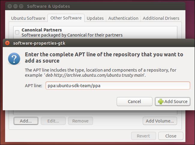 ubuntu-add-ppa