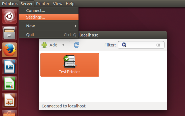 ubuntu-print-server-settings