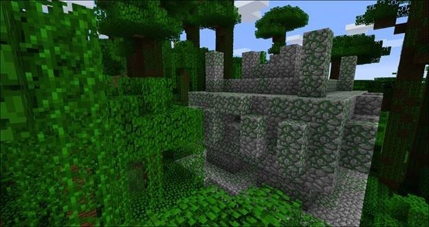 Minecraft Guide: Exploring Minecraft's Structures