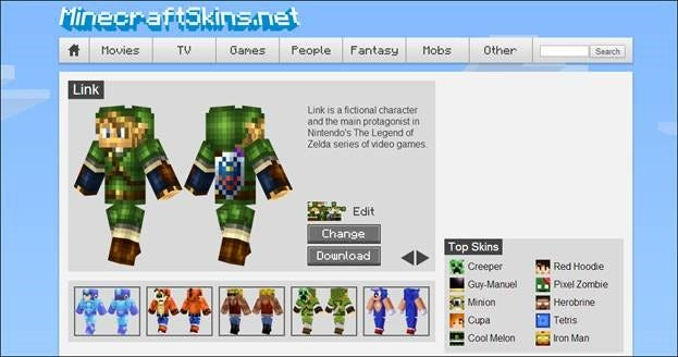 minecraft guide setting up local multiplayer and custom player skins