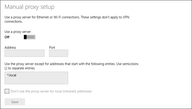 Windows 8 1: The Rest of the Settings