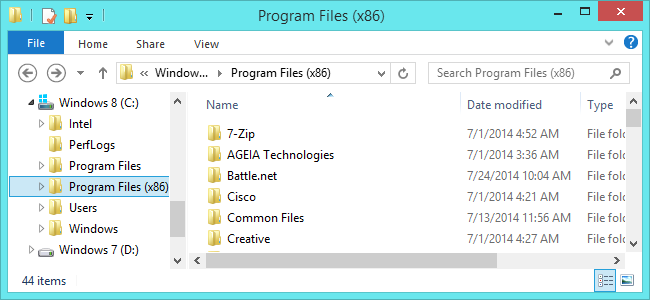 what-is-program-files-x86-folder