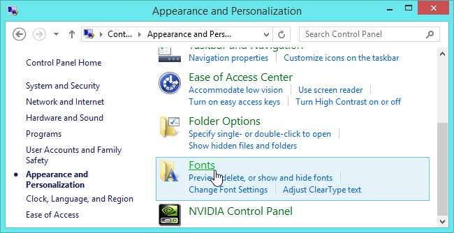 How to Install, Remove, and Manage Fonts on Windows, Mac