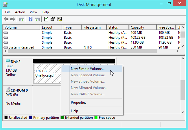 create-partition-on-vhd-file
