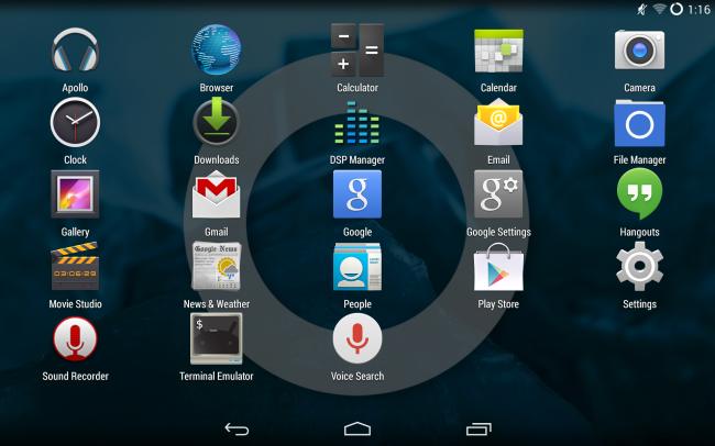 cyanogenmod-11-included-apps-in-app-drawer