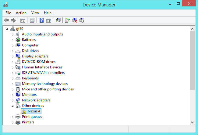 How to Find Drivers for Unknown Devices in the Device Manager