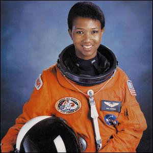 Official NASA portrait of Mae C. Jemison