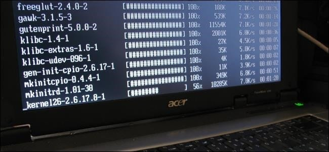 installing-packages-on-arch-linux-laptop