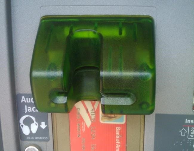 How Credit Card Skimmers Work, and How to Spot Them