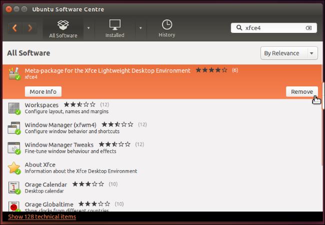 uninstall-xfce-desktop-environment-on-ubuntu-linux
