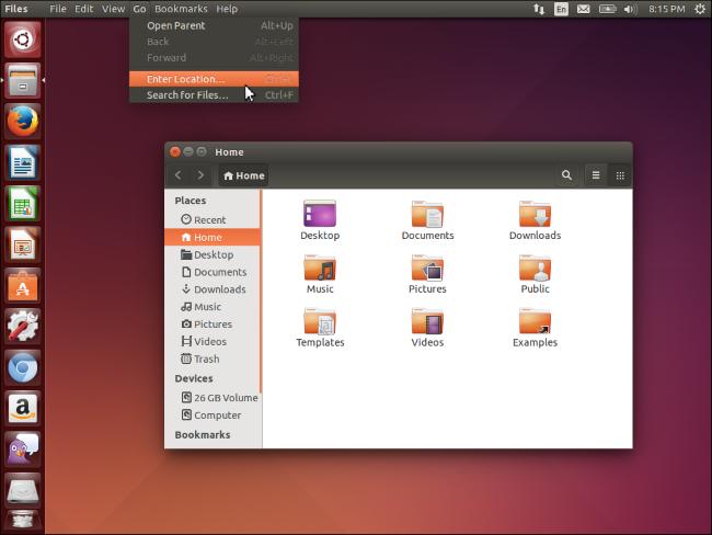 unity-desktop-environment-on-ubuntu-14.04