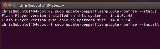 update-pepper-flash-plugin-for-chromium-on-ubuntu