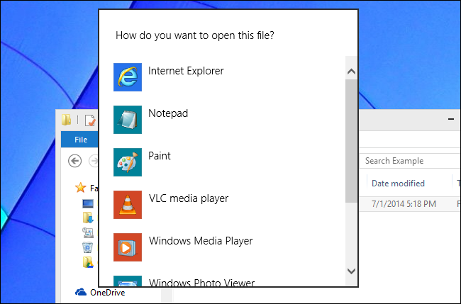 windows-how-do-you-want-to-open-file-with-no-file-extension