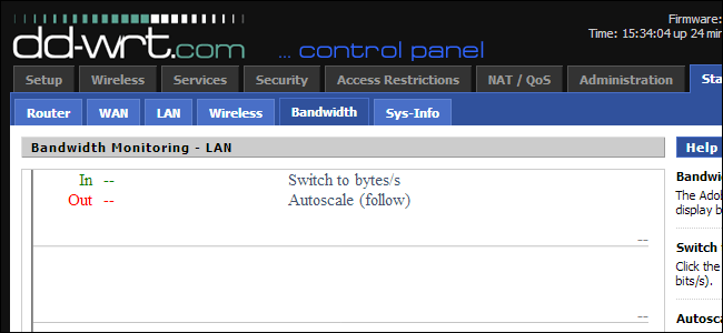 monitor-bandwidth-usage-on-router-with-dd-wrt