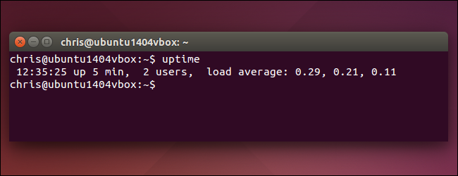 linux-uptime-load-average