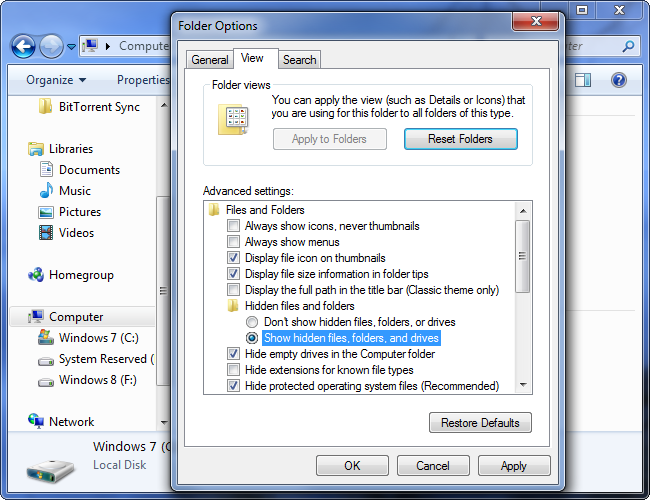 show-hidden-files-and-folders-on-windows-7