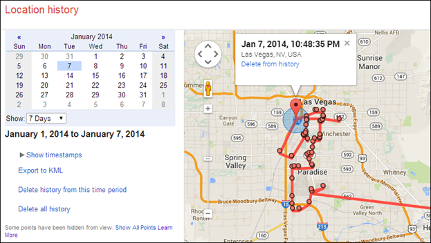 Googles Location History Is Still Recording Your Every Move