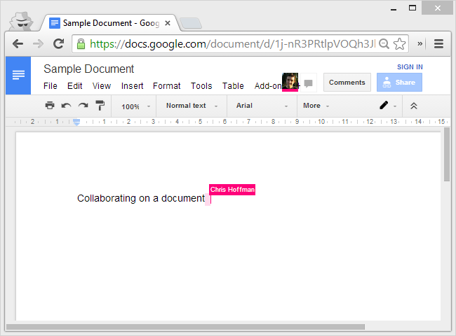10 tips and tricks for google docs