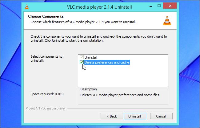 how to delete programs on windows