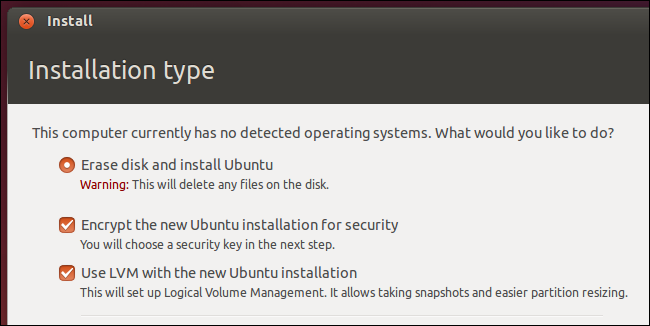 encrypt-ubuntu-system-during-installation