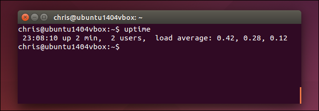 find-uptime-on-linux-system