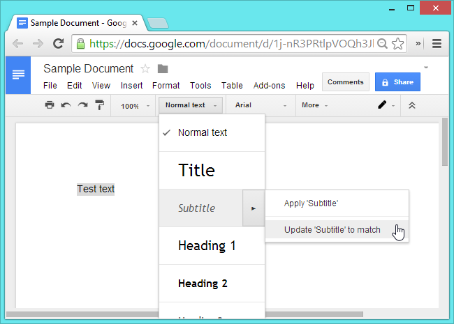Tips And Tricks For Google Docs - Google docs google docs
