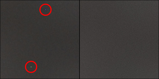 How to Identify Stuck Pixels and Remove Them from Your
