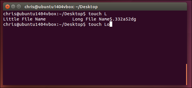 linux-tab-completion-for-file-name