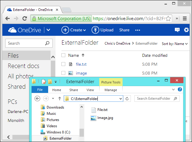 How To Sync Any Folder To The Cloud With Symbolic Links