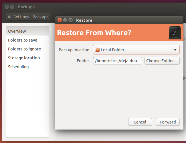 ubuntu-integrated-backup-tool