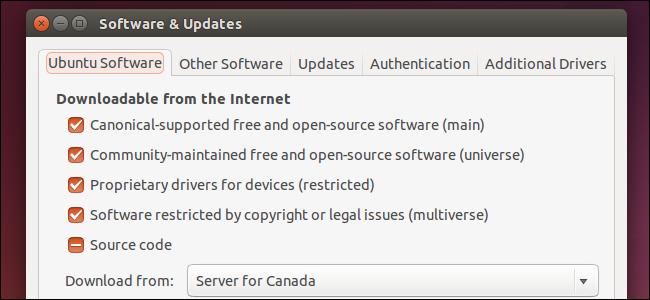 ubuntu-software-sources-main-restricted-universe-multiverse
